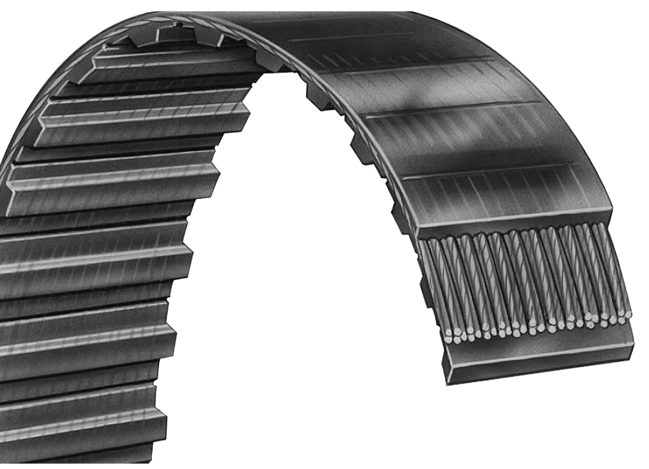 Synchro-Link® Timing Belts - Polyurethane (Metric)