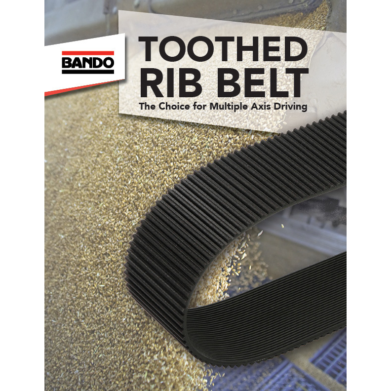Toothed Rib Belt