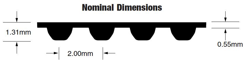 Synchro-Link® STS Timing Belt